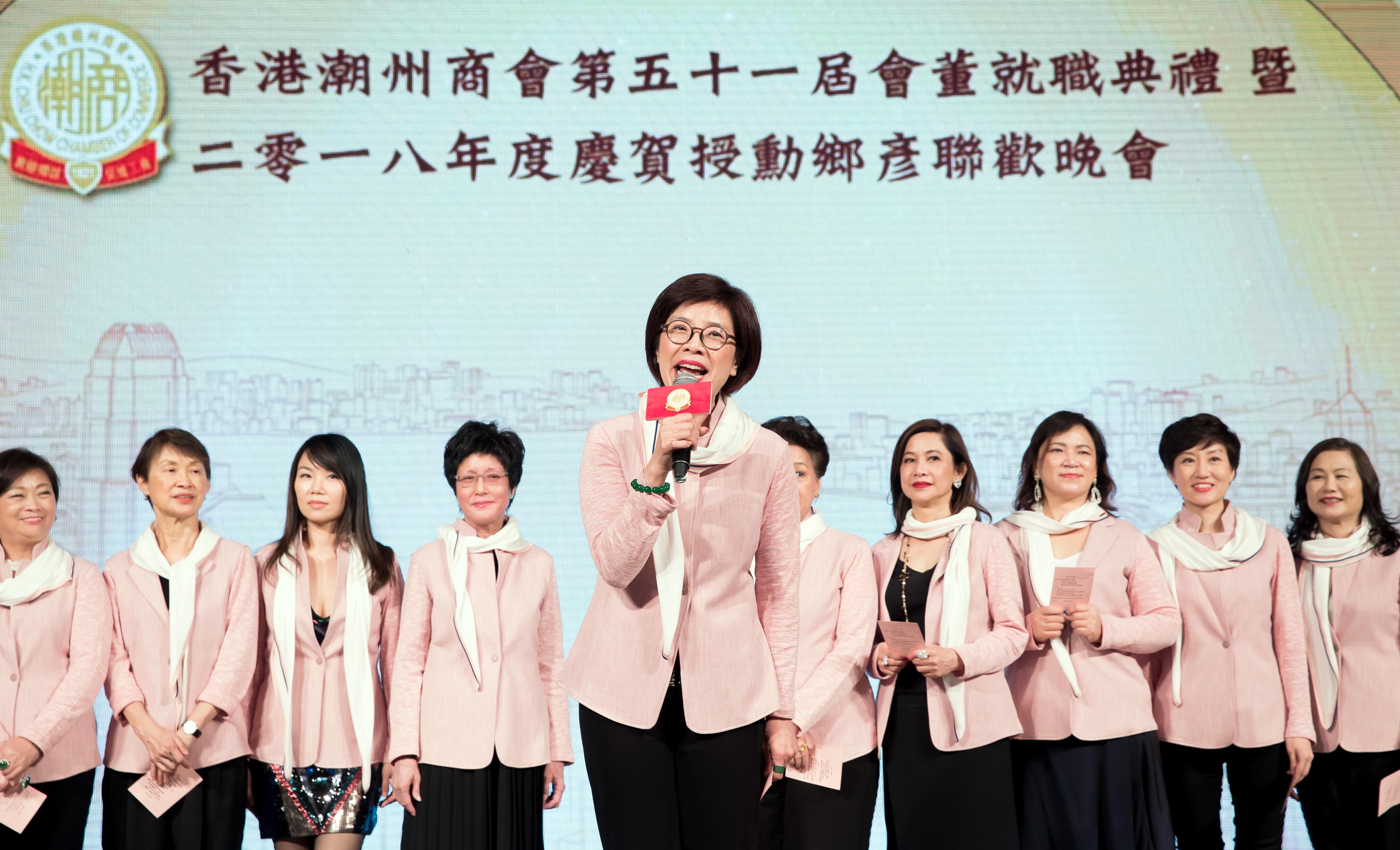 27-婦委會表演合唱東方之珠