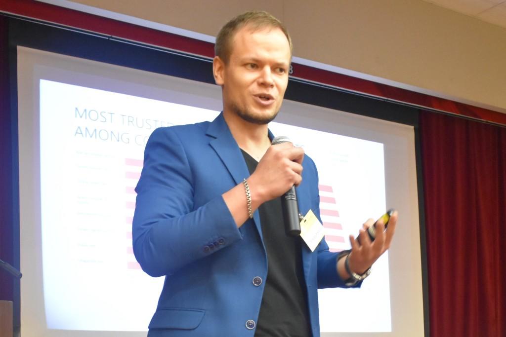 俄羅斯的年青創業家:Mr. NikitaProkhorove s