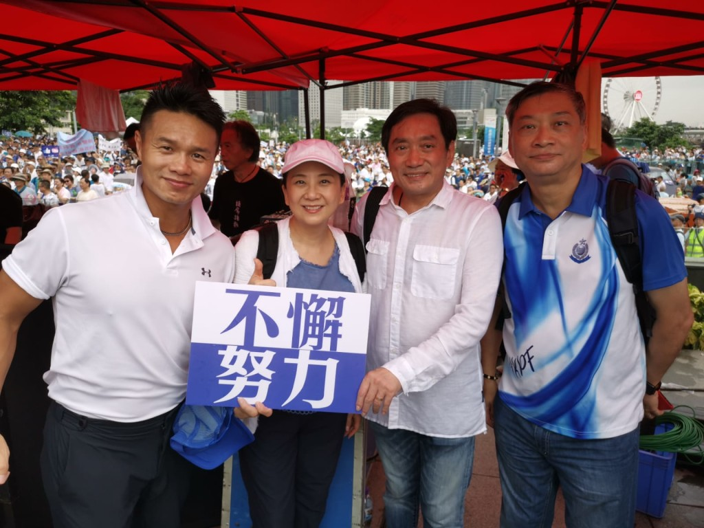左起:朱鼎健、葛珮帆、王文漢