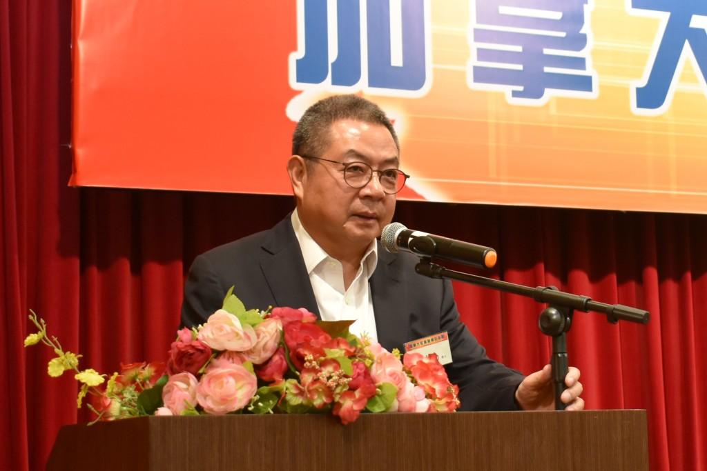 永遠榮譽會長陳幼南致辭s