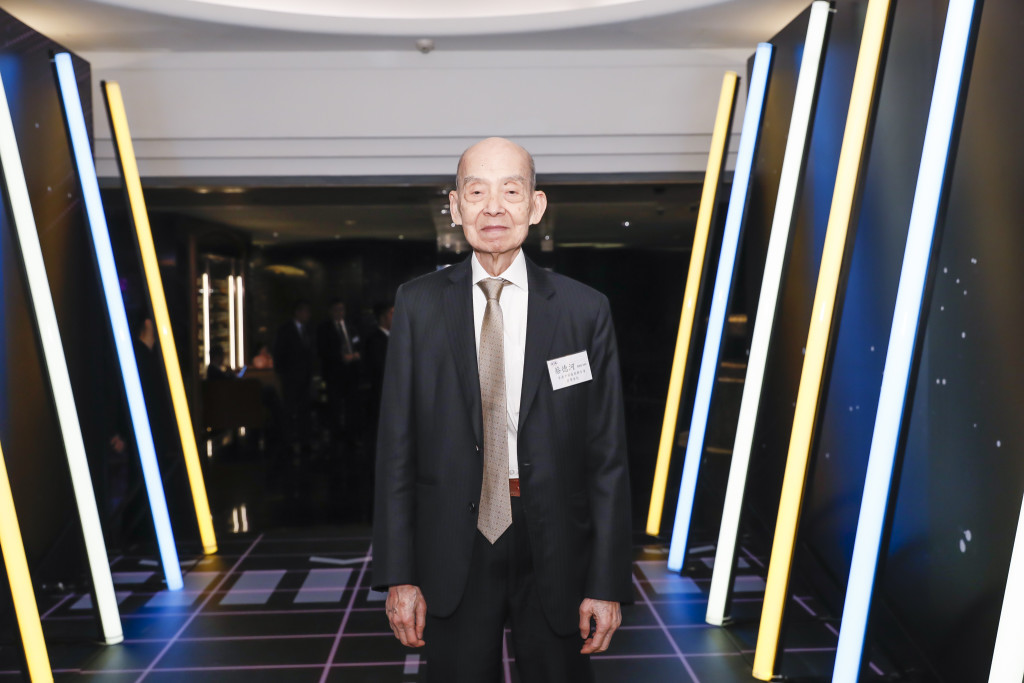 本會名譽顧問蔡德河出席香港中華廠商聯合會85週年慶典