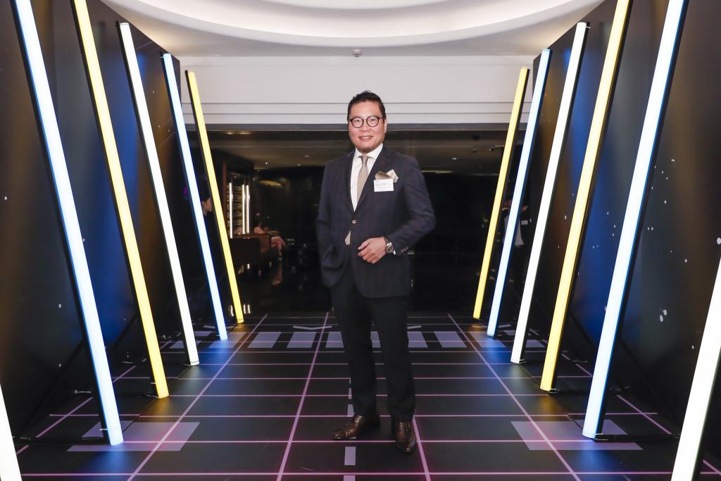 本會常務會董史立德出席香港中華廠商聯合會85週年慶典