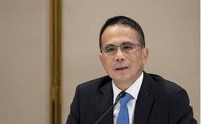 全國政協常委、本會榮譽顧問李澤鉅