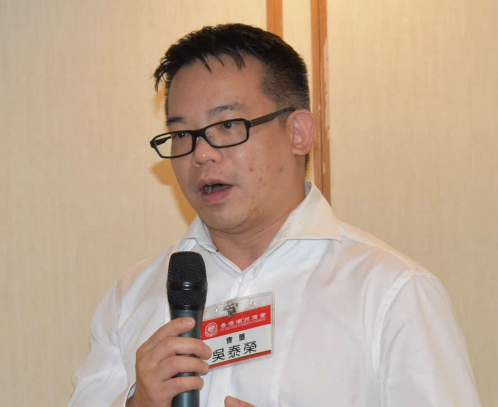 本會會董吳泰榮稱,香港政府要加強青少年對國家的認同和對國安法的認識