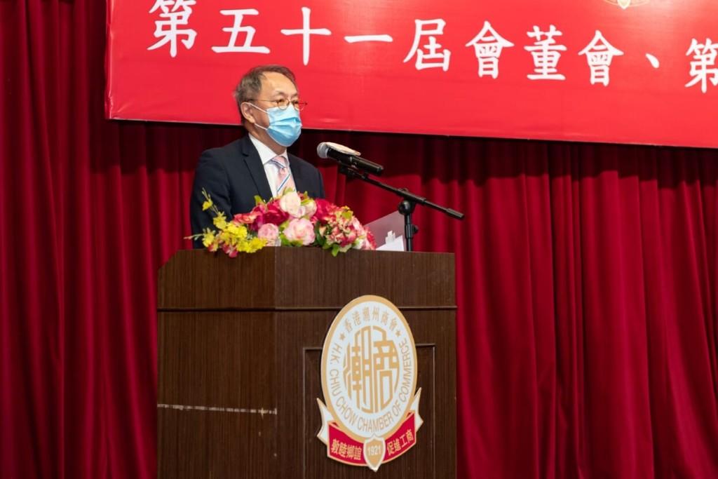 第51屆會長林宣亮致辭