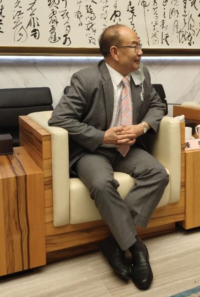 副會長陳強