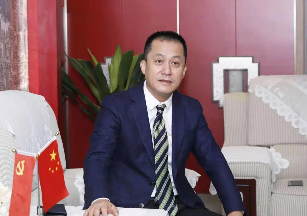 深圳市潮青會主席陳國雄